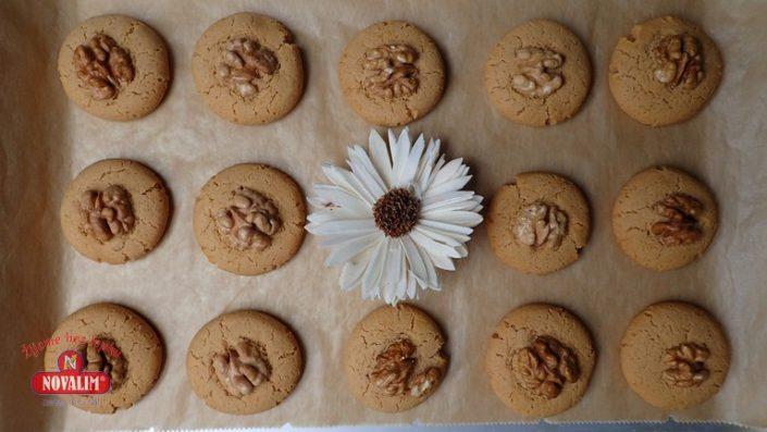 medové sušienky bez lepku