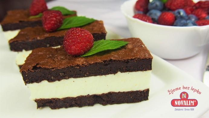 fit koláč bez lepku